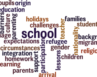 School and parenting in the countries of origin of migrant and refugee children